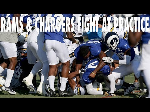 """Rams and Chargers Players """"Fight For L.A.""""