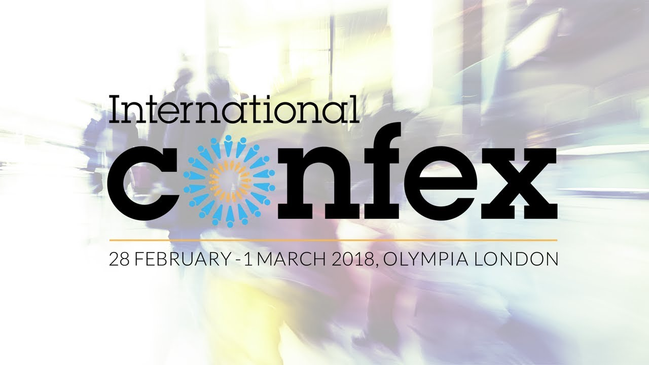 International Confex 2018: are you ready?