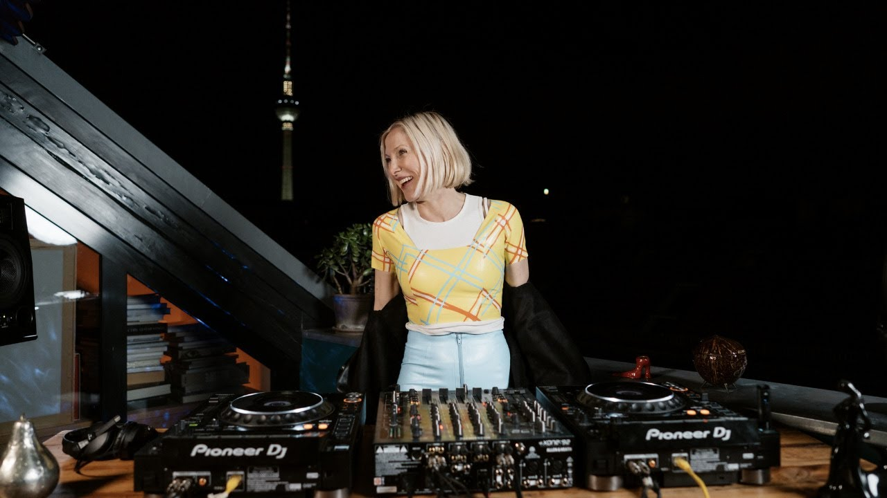 Ellen Allien - Live @ NYE Balcony Streaming 2020