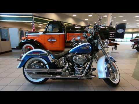 2015 Harley-Davidson Softail Deluxe FLSTN