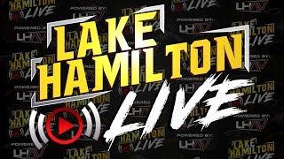 Lake Hamilton Wolves Varsity Basketball vs Lakeside Rams   January 30, 2018   Homecoming 2018