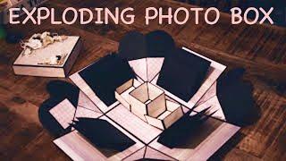 Создание фотобокса за пару часов / Quick exploding photo box creating
