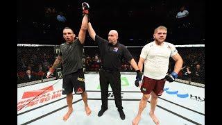 UFC Sydney: Entrevista no octógono com Fabrício Werdum