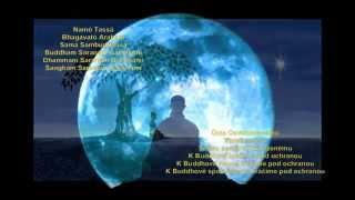 Namó Tassá - buddhistická mantra - verze 30 minut!