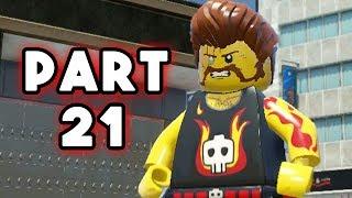 LEGO City Undercover - LBA - Episode 21 - The Crescent Park!!!