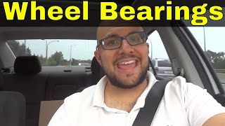 4 Signs That You Need New Wheel Bearings