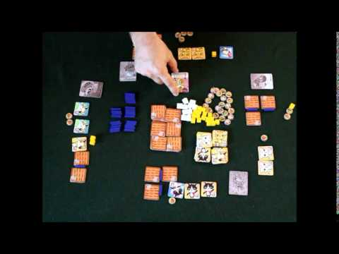 How to Play Jungle Rumble Board Game (English)