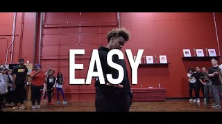 "DANILEIGH FT. CHRIS BROWN   ""EASY"" 