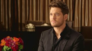 Michael Buble Opens Up About False Retirement Rumors (Exclusive)