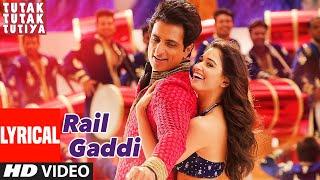 Rail Gaddi Lyrical   Tutak Tutak Tutiya   Prabhudeva   Sonu Sood   Esha Gupta   Navraj Hans