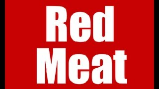 Beef - Health Concerns