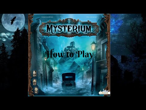 How to Play: Mysterium