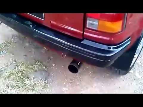 Video Suara knalpot starlet kotak
