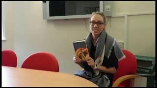Book Week - Miss Jones book recommendation