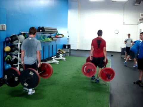 Donskov Strength and Conditioning: Farmer's Walk