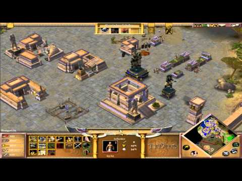 Let's Play - Age of Mythology The Titans [HD] #18 / Wer gewinnt ?
