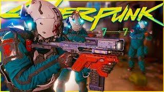 Новые подробности о Cyberpunk 2077 с закрытой пресс-конференции для журналистов E3