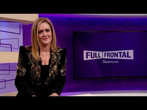 It's The Samantha Bee Creep Show! | Full Frontal on TBS