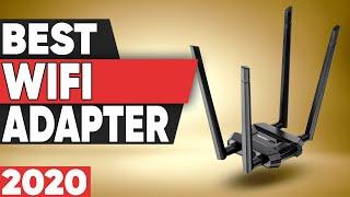 5 Best WiFi Adapter in 2020