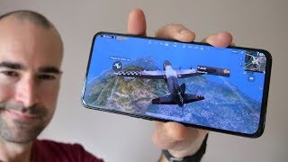Oppo Reno2 Gaming Test - Speed, battery, Game Space