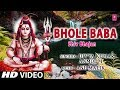Bhole Baba I Shiv Bhajan I DIVYA KUMAR, ANMOL M I Full HD Video Song