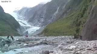 preview picture of video 'harufrei: New Zealand/South Island/ Franz Josef Glacier'
