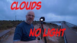 Clouds No Light - Landscape Photography
