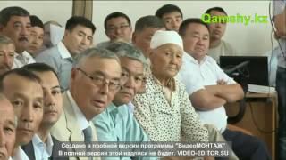 """Н. Сабильянов, Б. Тілеухан: """"Жер кодексі"""" қабылданғанда біз депутат болған жоқпыз (ВИДЕО)"""