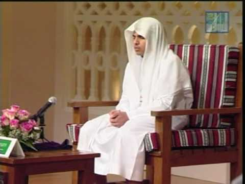 قراءة متميزة من مسابقة القرآن الكريم