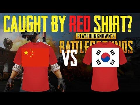 PUBG : Korean Streamer betrays his new chinese friends