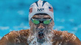 MP Swim Tips by Bob Bowman: Breast Kick-Kick-Pull