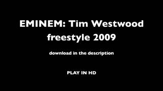EMINEM: Tim Westwood freestyle 2009 HD Full Session