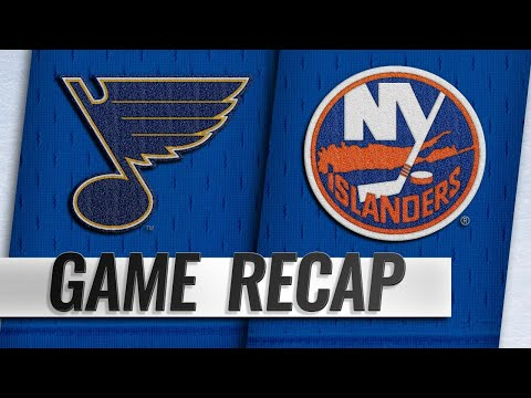 Filppula's OT winner lifts Islanders past Blues, 2-1