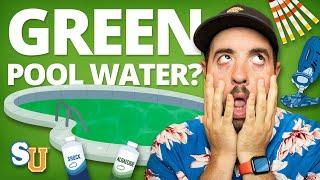 How to Get Rid of POOL ALGAE (Green Water) | Swim University