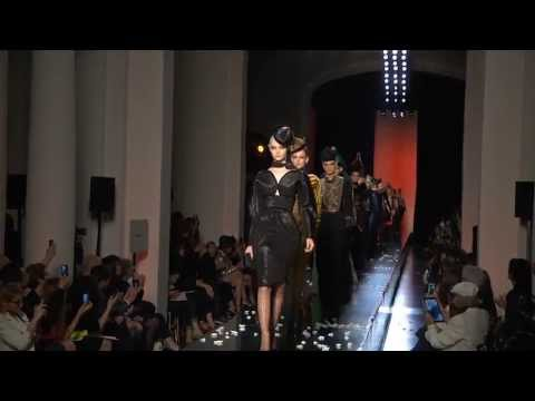 Paris Fashion Week Coverage: Jean Paul Gaultier Fall 2013 Couture Collection