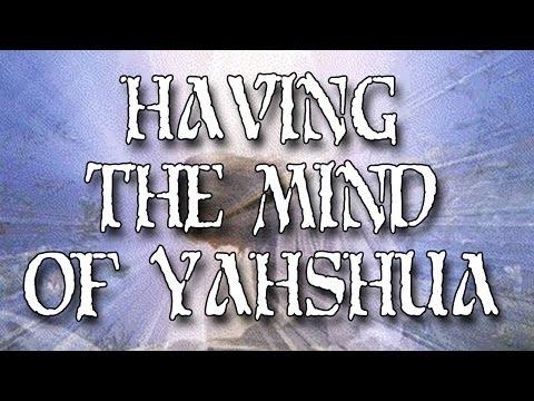 Having the Mind of Christ