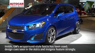 [Autocar] Detroit Motor Show: Chevrolet Aveo RS