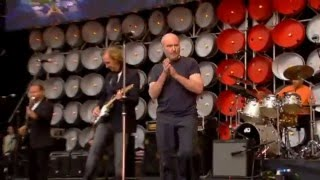 Genesis    Land Of Confusion  Live Earth, Wembley 2007 HD