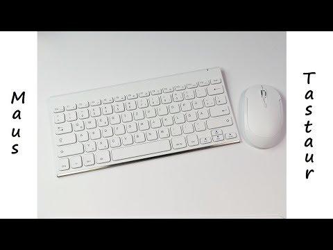 Solides & kompaktes Maus - Tastatur Set von JellyComb im Test - Review - Deutsch
