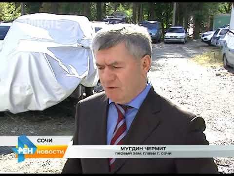В Сочи за один день закрыли сразу несколько автомоек. Новости Эфкате