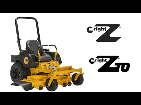 2016 Wright ZTO 48 in. in Glasgow, Kentucky - Video 1