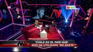 """Franco de Vita reveló la historia detrás del tema """"No Basta"""""""