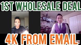 Subscriber First Wholesale Deal Interview #38 | $4,000