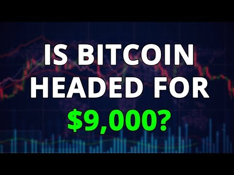 Is #Bitcoin Headed Back to $9,000? Is it Time to Buy? (Technical Analysis)