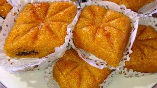 Makroud Au Miel ORIGINAL 100% حلويات العيد 2019 🏆🏆🏆 – حلوى مقرود عسل ناجح Gâteaux Makroud Au Miel