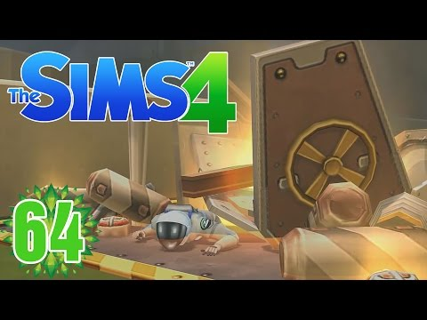The Sims 4 Walkthrough - Space Mission!!