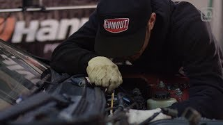 Drift Garage Season 4 Episode 2: Removing the Nissan 240SX Engine