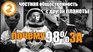 РЕПТИЛОИД ПРО №3. ПУТИН, РОССИЯ, КРЫМ.