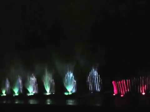 New Video! – Evening Musical Light Fountain Show at Mohor Kunja ... 883f50e8cf8