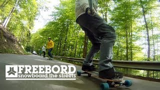 preview picture of video 'Freebord Camp BEDELUX'